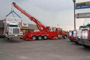 75 Ton Century Rotator - Century Class 1075S - Burroughs Recovery Service