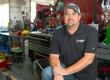 Chad Watkins, SAFM Fleet Service Rep - Burroughs Companies