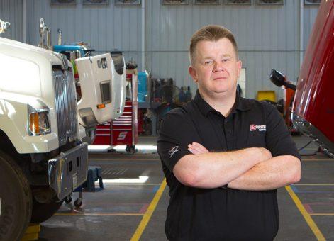 Curtis Heck, Truck Service Advisor - Burroughs Companies