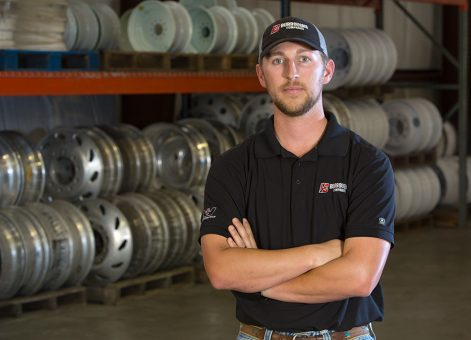 Devin Stokley, Tire Service Manager - Burroughs Companies