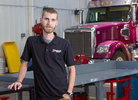 Jacob Bradberry, Warranty Administrator - Burroughs Companies