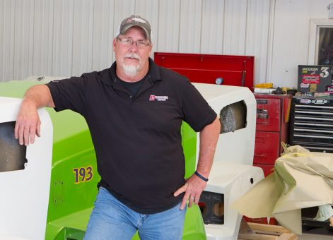 Mike Parker, Body Shop Parts Manager - Burroughs Companies
