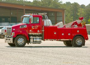 20 Ton - Century 3212 Tow Truck with dual 15k lb. winches - Burroughs Towing