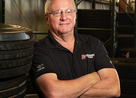 Reggie Smith, Tire Sales - Burroughs Companies